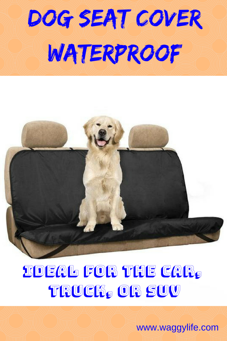 Dog Seat Cover Waterproof This Water Proof Car Seat Cover Is Specially Designed For Your Pets Heavy Use It S Made From Hig Dog Seat Covers Dogs Carseat Cover