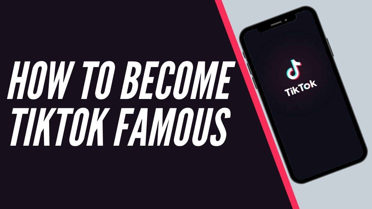How to become famous   TikTok famous  – see more: in this video you will see me …
