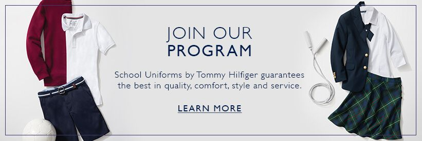 tommy hilfiger uniform promo code