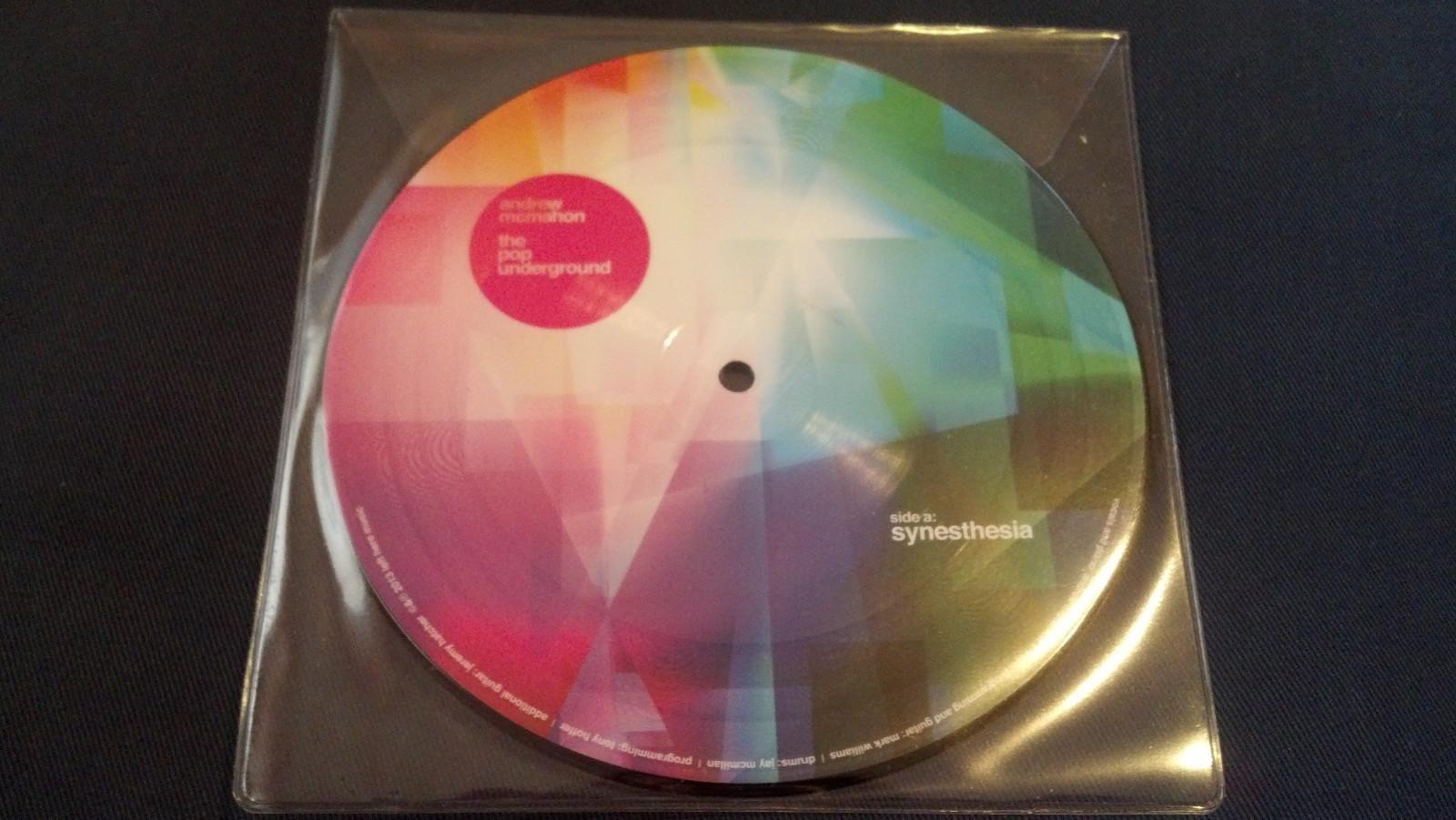 The Pop Underground Ep Andrew Mcmahon Dead Format Andrew Mcmahon Jack S Mannequin Vinyl Music