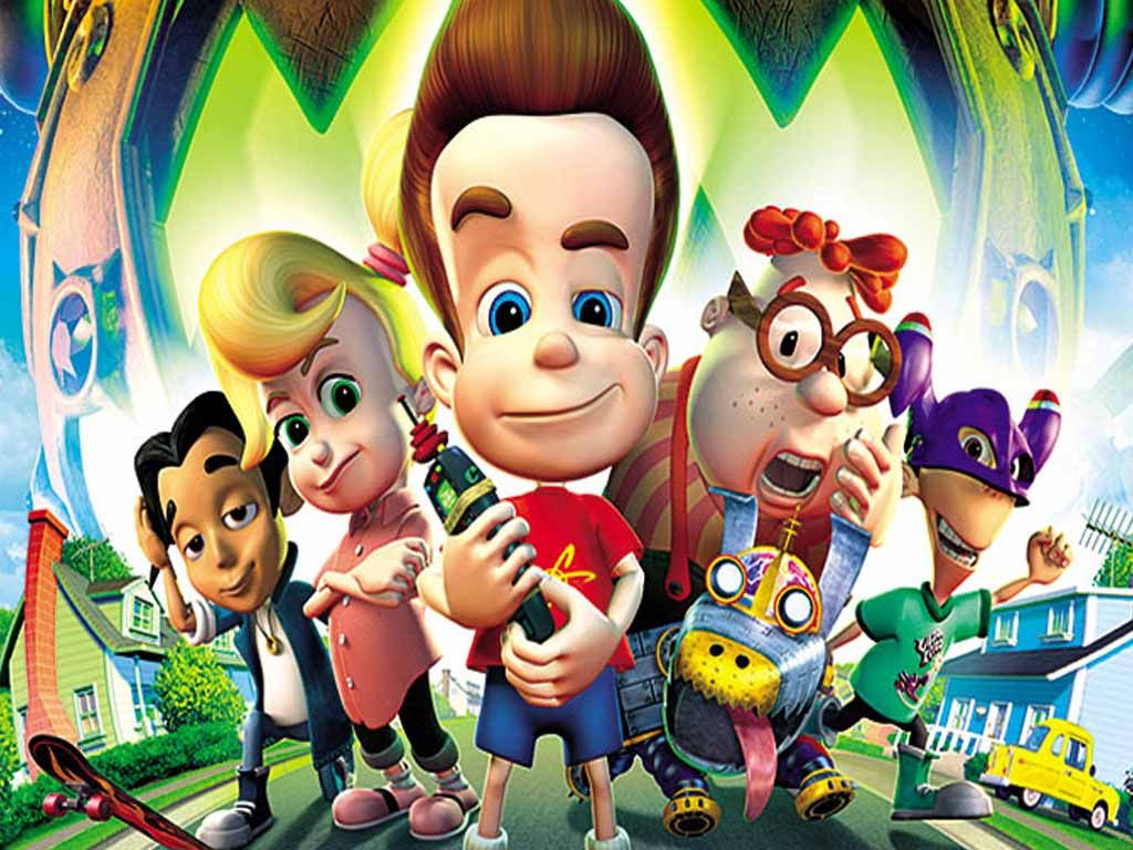 Jimmy neutron was always one of my top favorite movies growing up