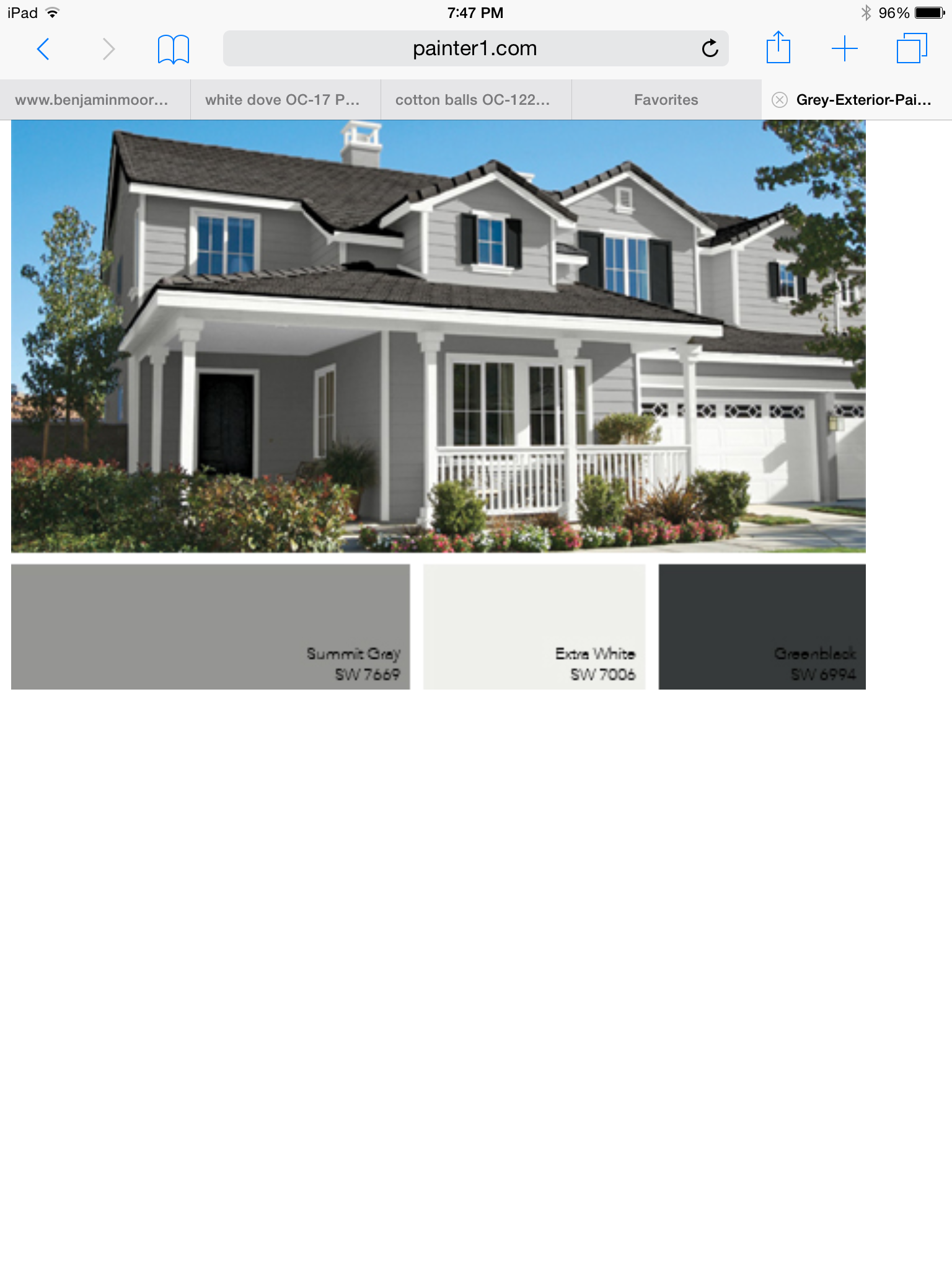 house colors   housecolors   Pinterest   House colors, House and ...
