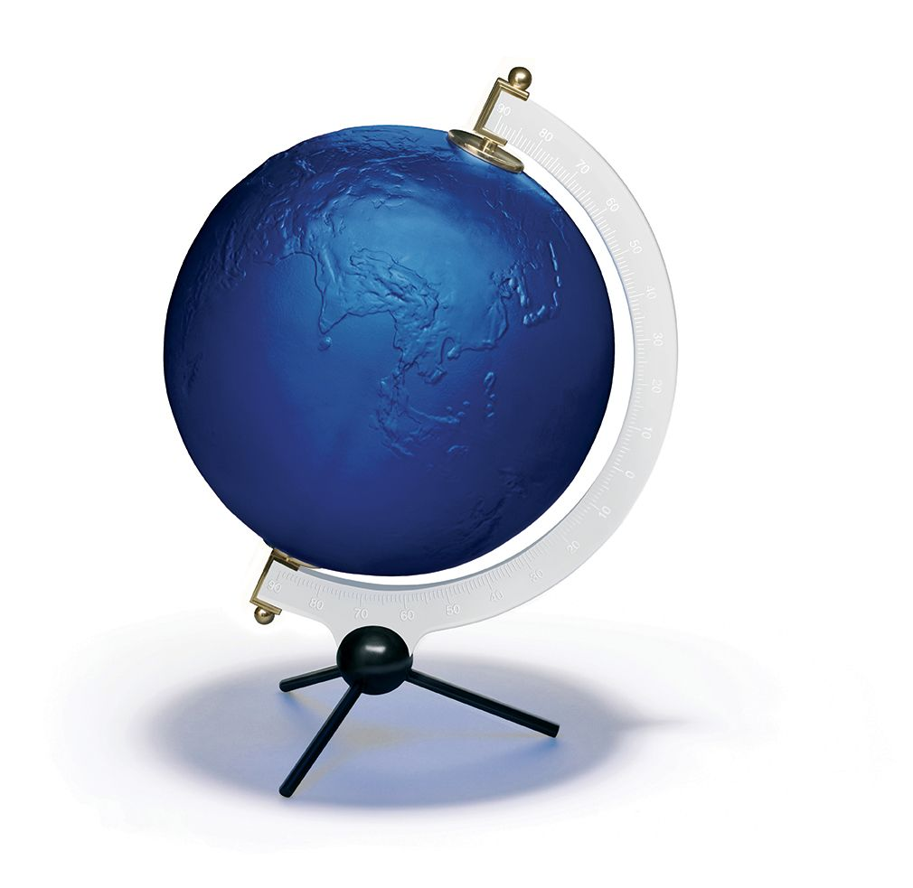 Lalique Gives Crystal Treatment to Yves Klein's Blue Globe. The French crystal maker Lalique, which used a specific formula of copper and cobalt oxides with a lost wax technique.