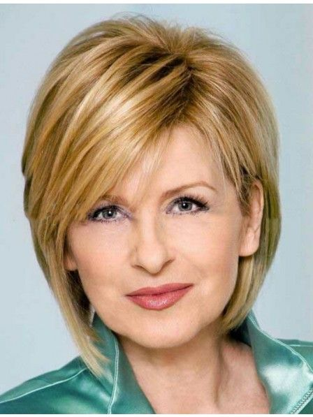 50++ Bob hairstyles for over 50 ideas
