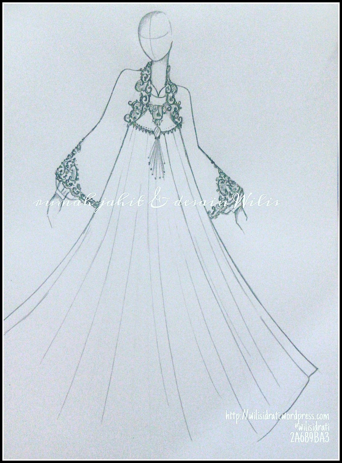 Gambar Baju Desainer