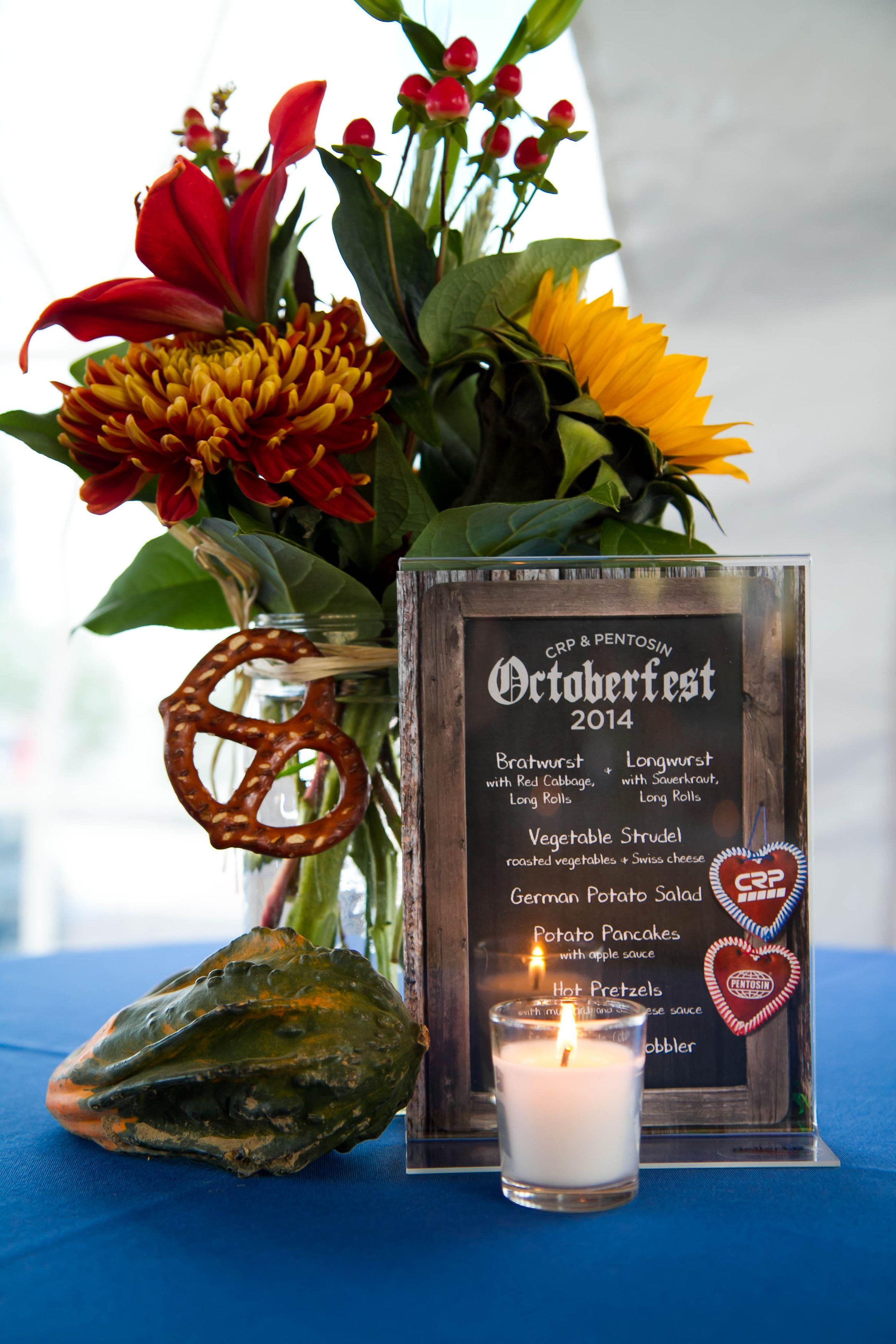 oktoberfest centerpiece centerpiece ideas oktoberfest rh pinterest com Oktoberfest Table Decorations Oktoberfest Table Decorations Centerpieces