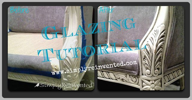Simply Reinvented: Glazing Tutorial