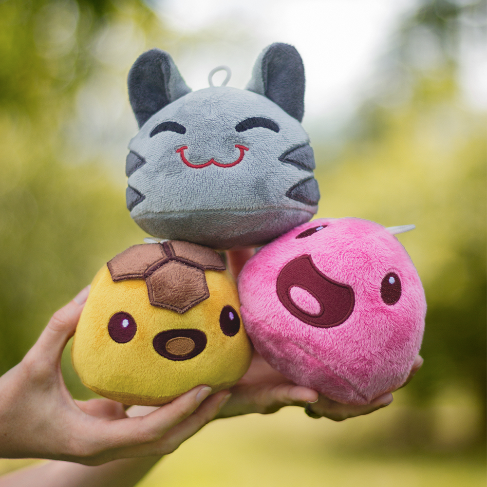 Welovefineslime Rancher Plushies Slime Rancher Slime Xbox One