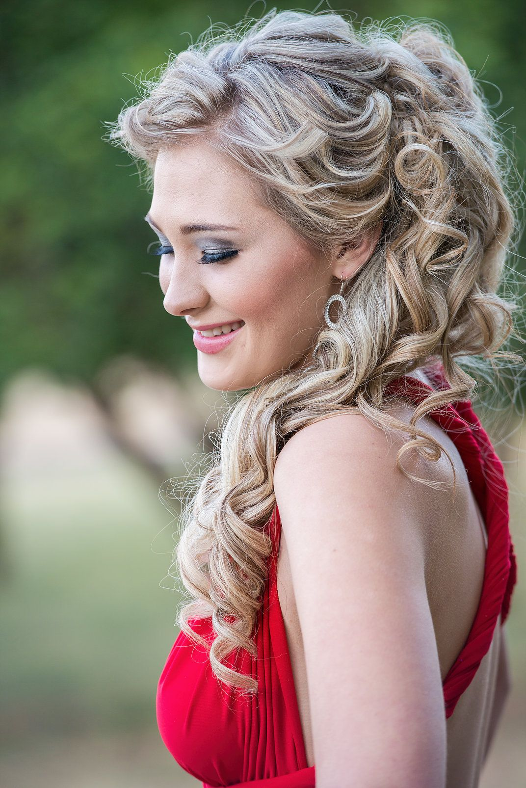 I Do On Site Matric Farwell Hair And Makeup Here Is A Collection Of Some Of Our Previous Matric Farewell Clients In With Images Braided Hairstyles Hair Styles Hair Makeup