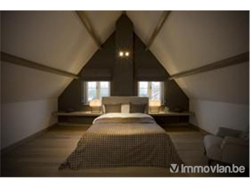 Kijkwoning torhout chambre à coucher pinterest attic home and