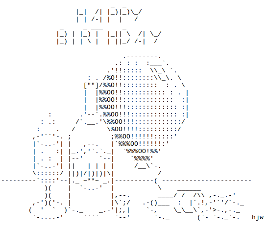 Happy Birthday Ascii Art Facebook Image Search Results