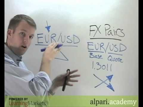 What are the majors in forex and all crosses