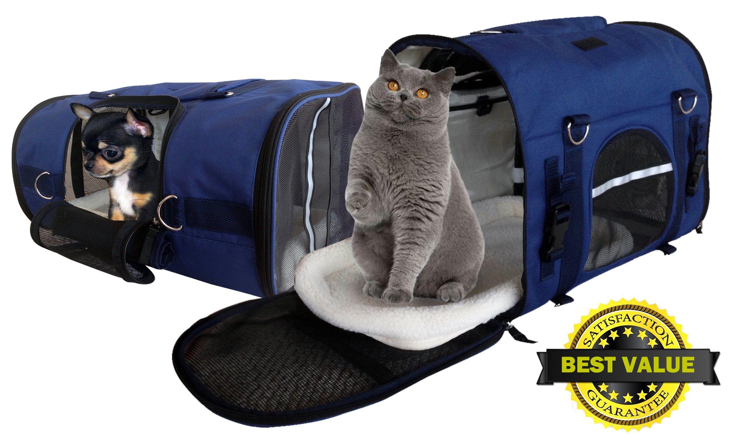 6in1 STURDY Pet Carrier Backpack Front Pack Shoulder Bag