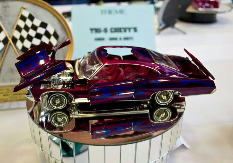 67 chevy impala low rider lowrider model cars plastic