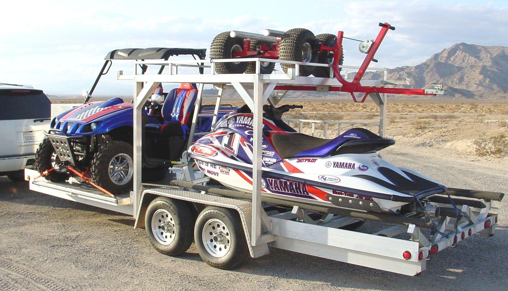 Montrose Trailers Atv Trailer Snowmobile Trailers