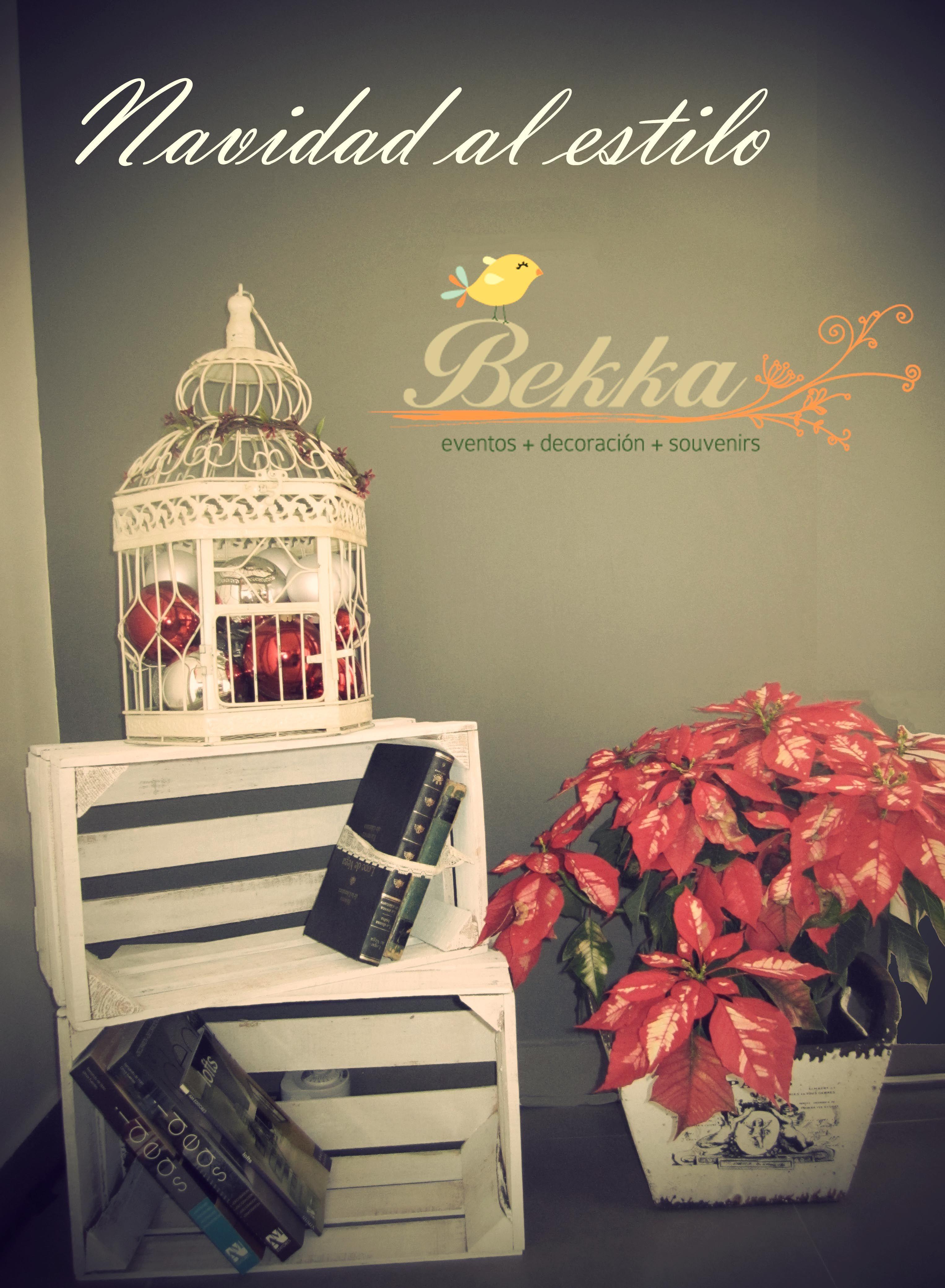 Jaula, Birdcage, Decoración navidad, christmas decoration