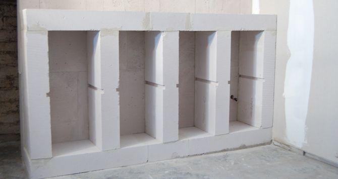 Article Realiser Une Cave A Vin En Beton Cellulaire Batirenover Du Projet A La Realisati Beton Cellulaire Salle De Bain En Beton Diy Meuble Salle De Bain