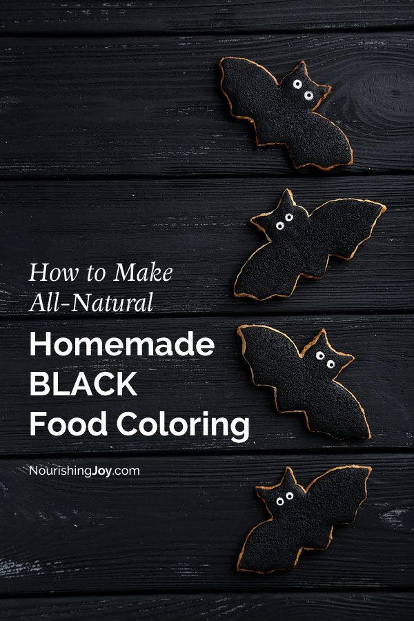 Homemade Food Coloring | Homemade, Easy and Food