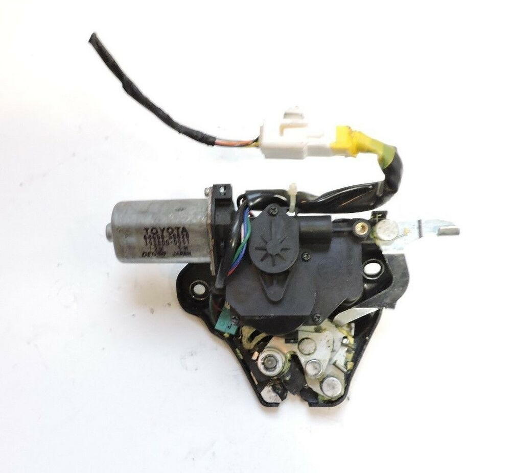 06 11 Lexus Gs300 Gs430 Rear Lock Trunk Lid Latch Actuator 64650 50020 Toyota Lexus Gs300 Actuator Things To Sell