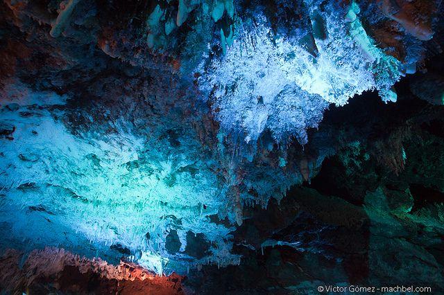 Cueva El Soplao El Bosque Subterráneo Machbel Outdoor Nature Cave