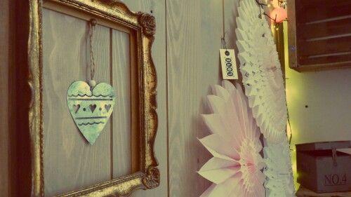 Ambiance mariage brocante