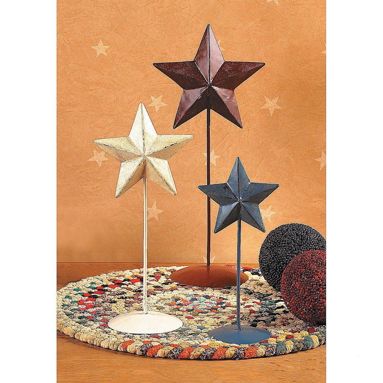 Rustic Americana Home Decor Standing Barn Stars U003eu003eu003e You Can Find More  Details By