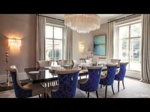 Luxurious Formal Dining Room Design Ideas, Elegant Decorating Ideas