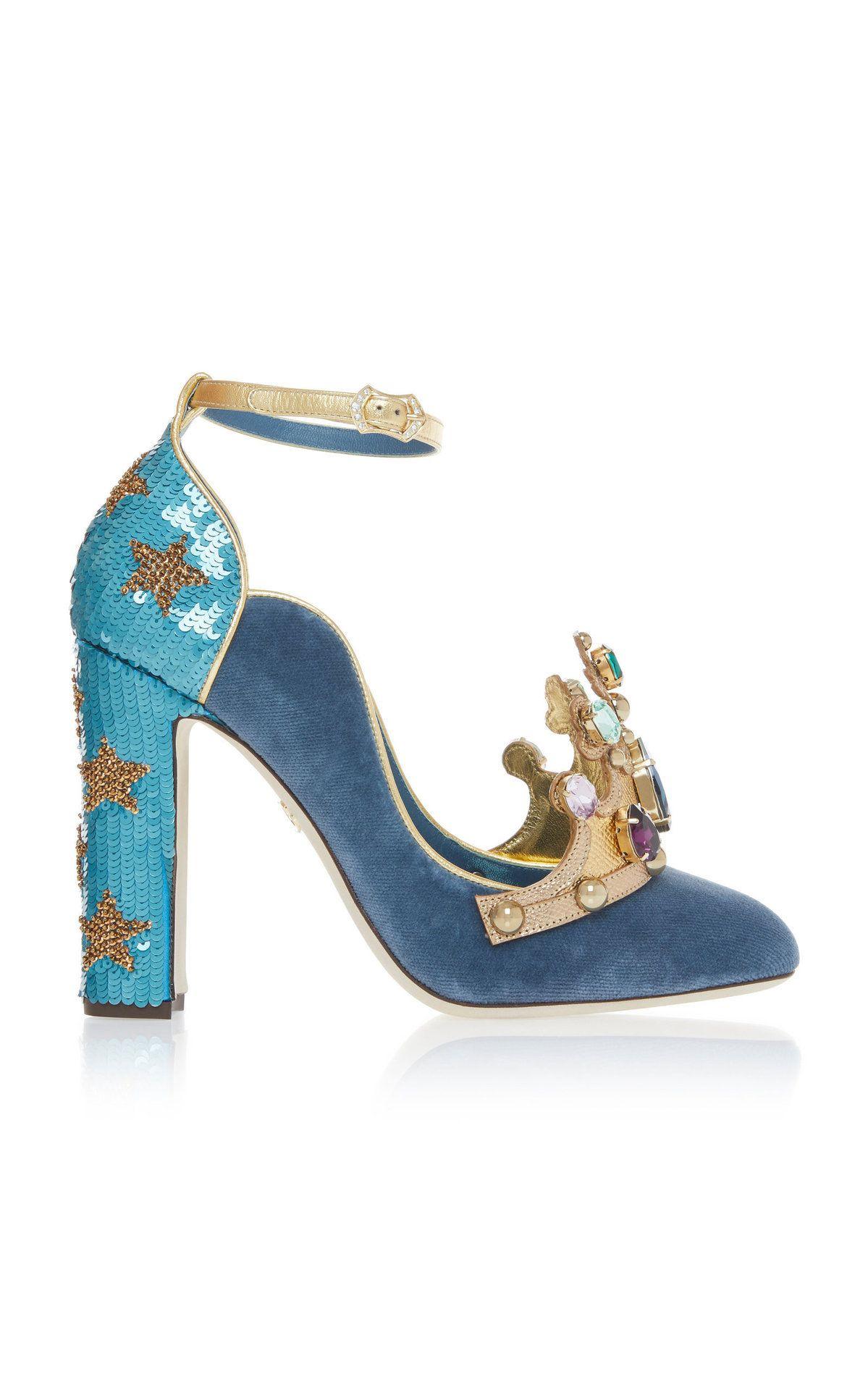 Dolce \u0026 Gabbana Crown Pumps   Dolce and