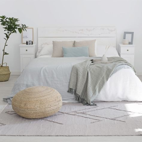 Amet cabecero de cama dormitorios pinterest for Dormitorio principal m6 deco