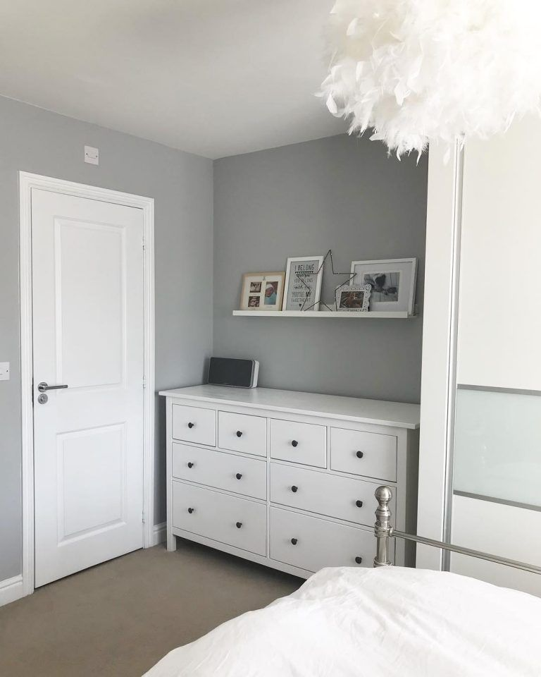 Dulux Most Popular Grey Paint Colours Popular Grey Paint Colors Grey Bedroom Paint Bedroom Wall Colors
