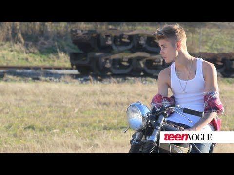 Justin Bieber Teen Vogue Tumblr