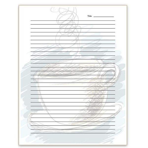10 Free Journal Templates For Microsoft Word Diary Pages Art