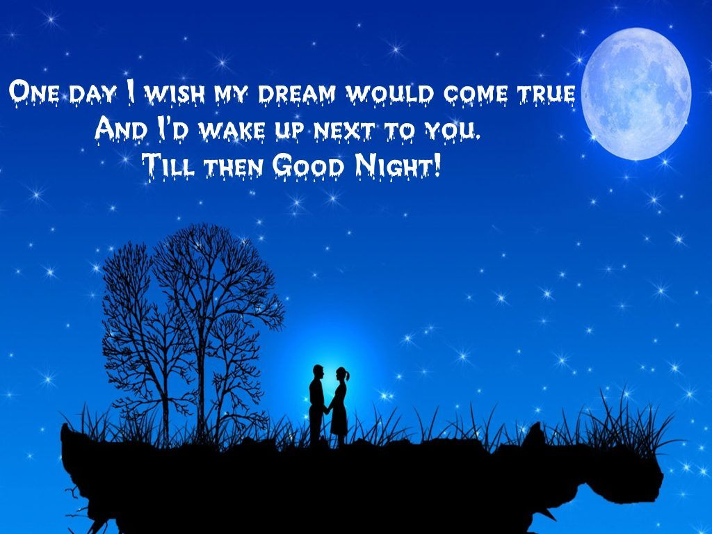Good Night for Him or Her Good Night Wishes Messages and quotes for