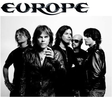 List of 80s Rock Bands | swedish hard rockers europe have ...