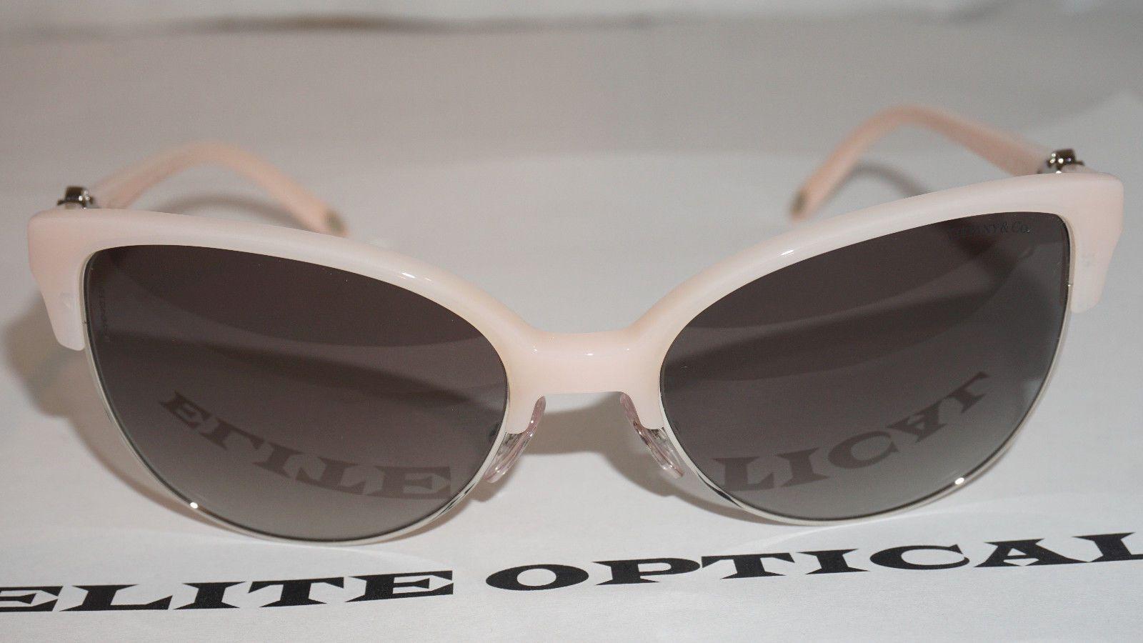 55f9d79dc75 New Authentic TIFFANY   CO. Light Pink Black Gradient TF4080 8162 3C 57 18  140 2