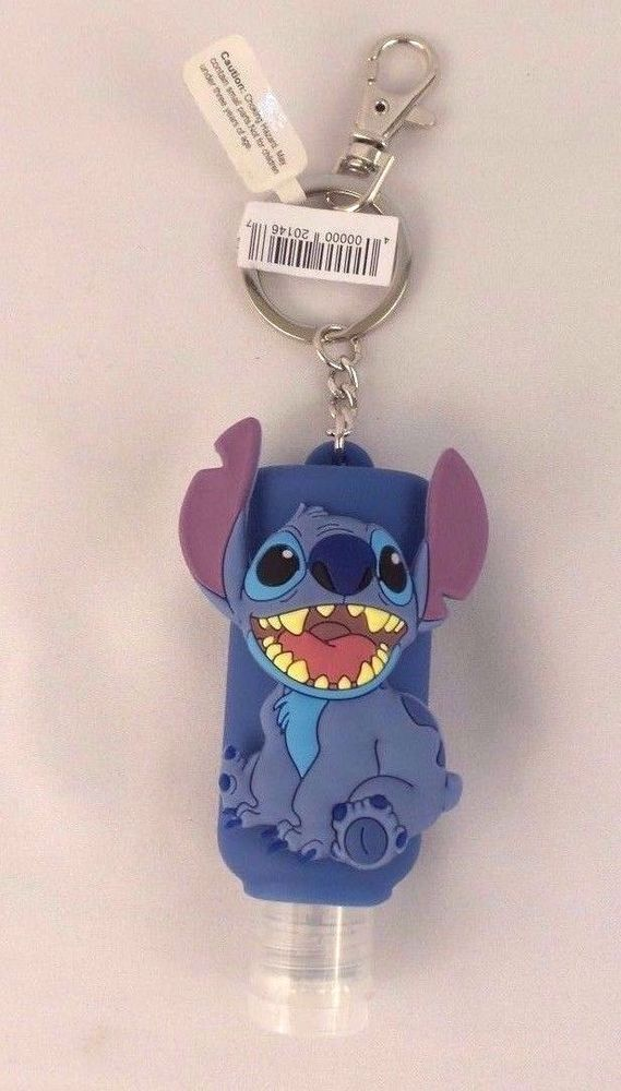 Authentic Disney Parks Anti Bacterial Hand Sanitizer Stitch