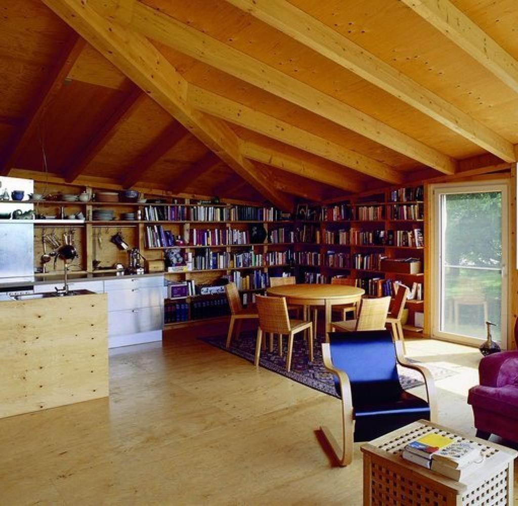 Architektur: Wie Man Häuser Für Unter 125.000 Euro Baut