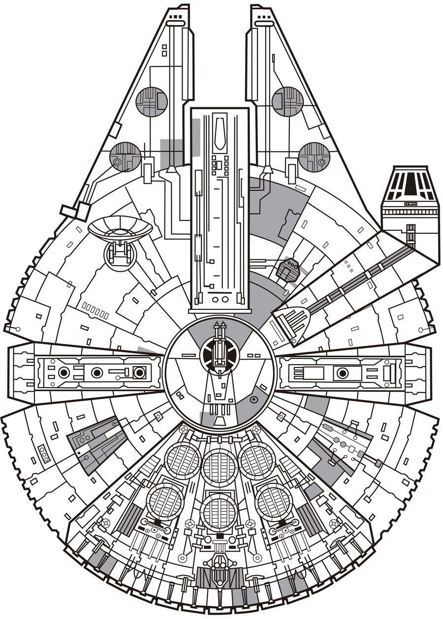 Yt 1300 Google Search In 2020 Millennium Falcon Star Wars Prints Millenium Falcon