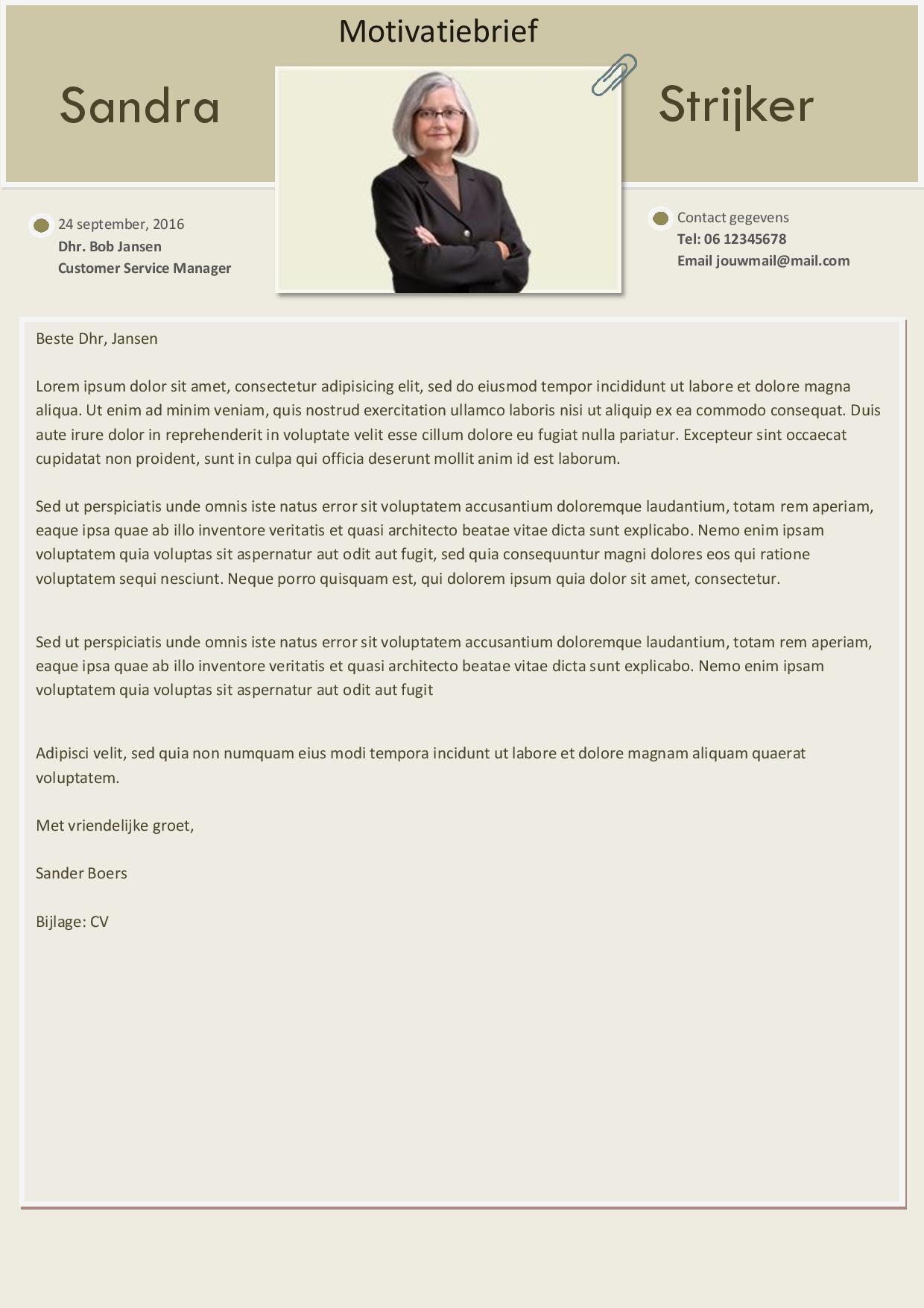 moderne motivatiebrief Een CV en motivatiebrief voor jong en oud   Moderne Cv's en  moderne motivatiebrief
