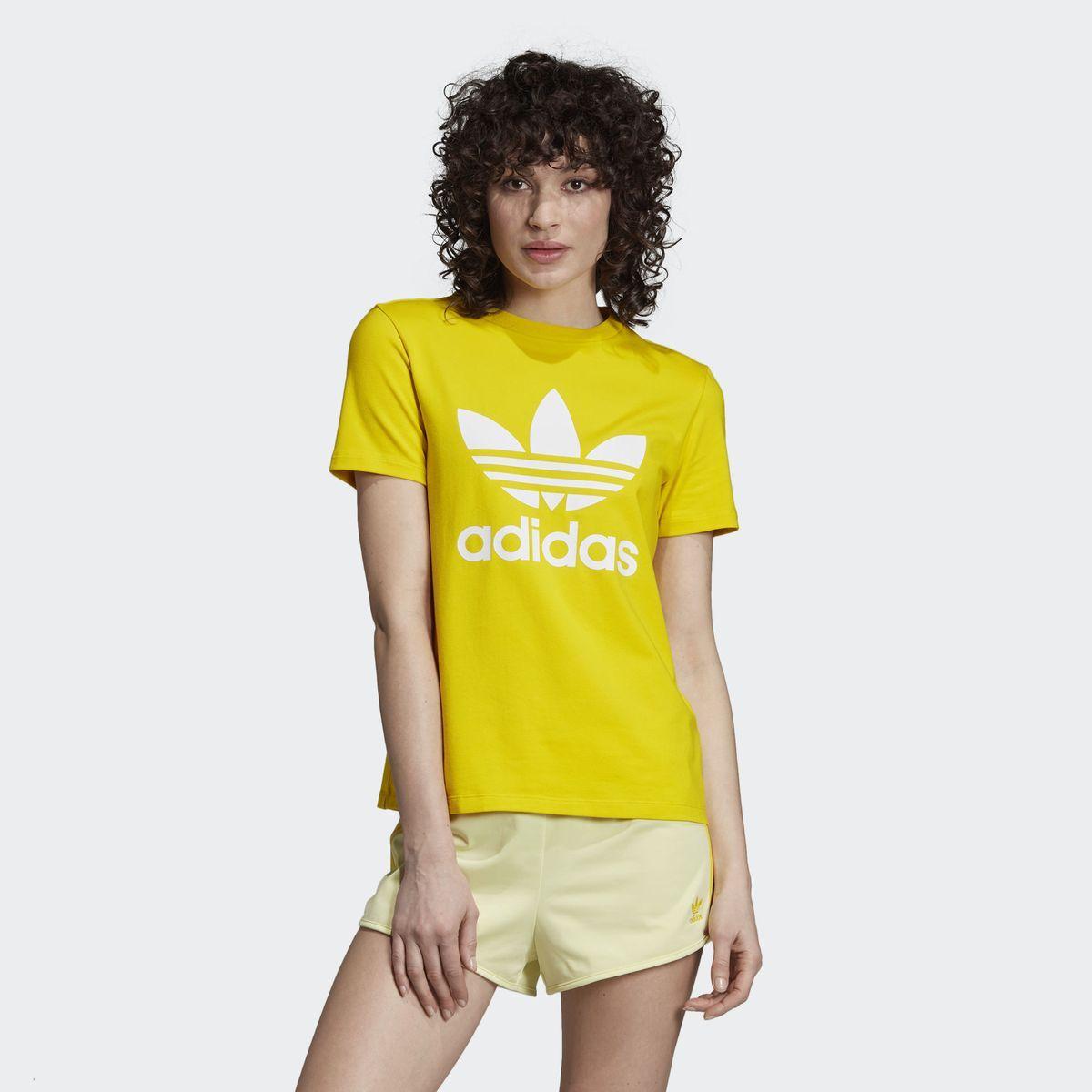 wylot online Darmowa dostawa wyglądają dobrze wyprzedaż buty T-shirt Trefoil - Taille : 34;40;42;44;46;36 | Products ...