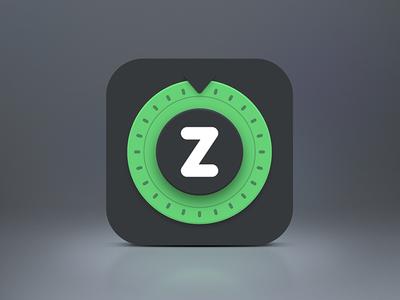 Zoomlee Icon Icon, Icon design, App icon