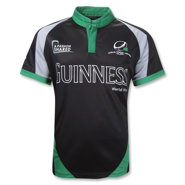 Guinness World Rugby SS Jersey