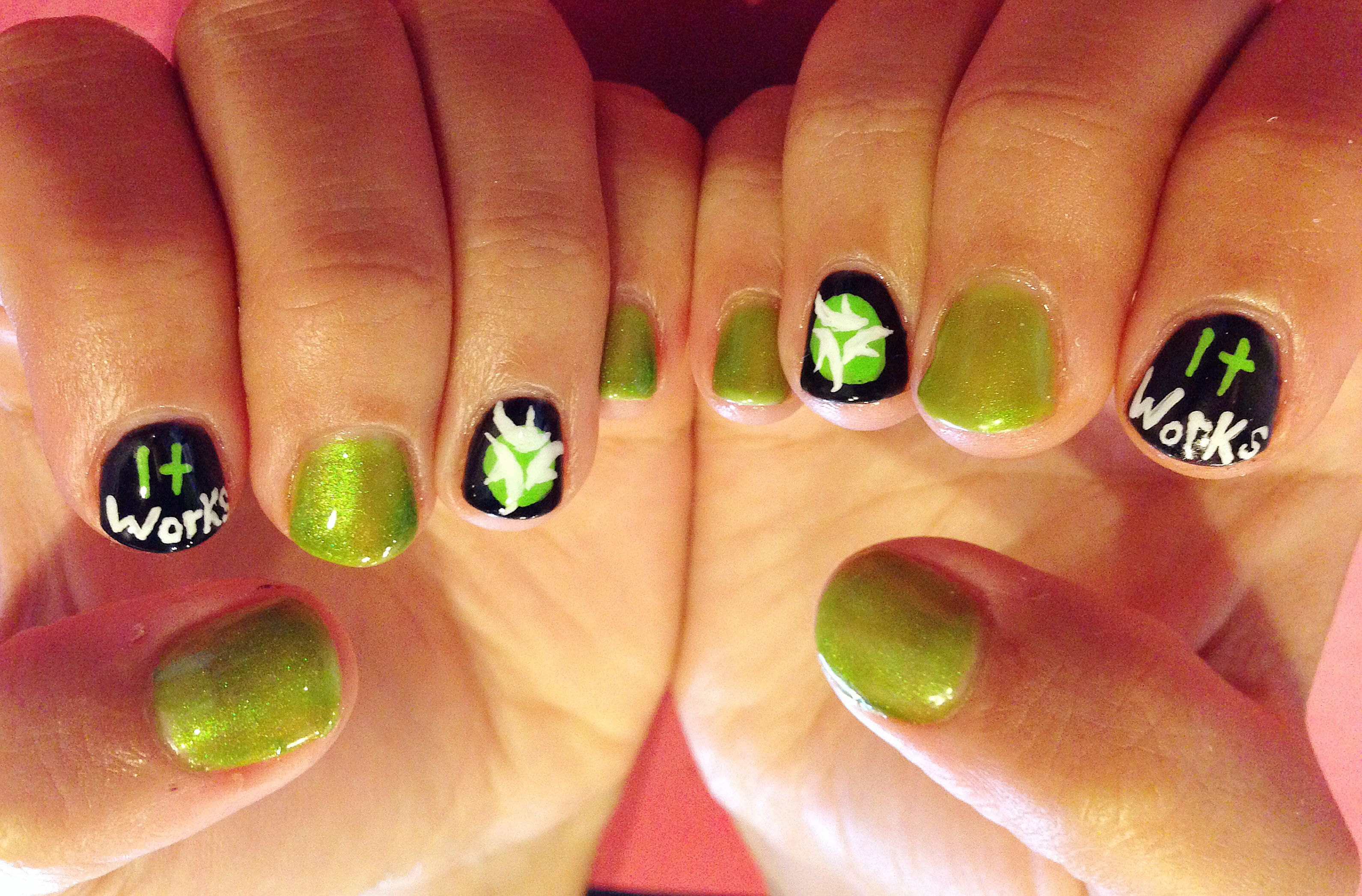 It works nail art, it works, it works nails | It Works Marketing ...