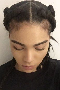 This Zara Employee Was Told Her Braids Aren T Professional Braided Hairstyles Braided Hairstyles Easy Hair Styles