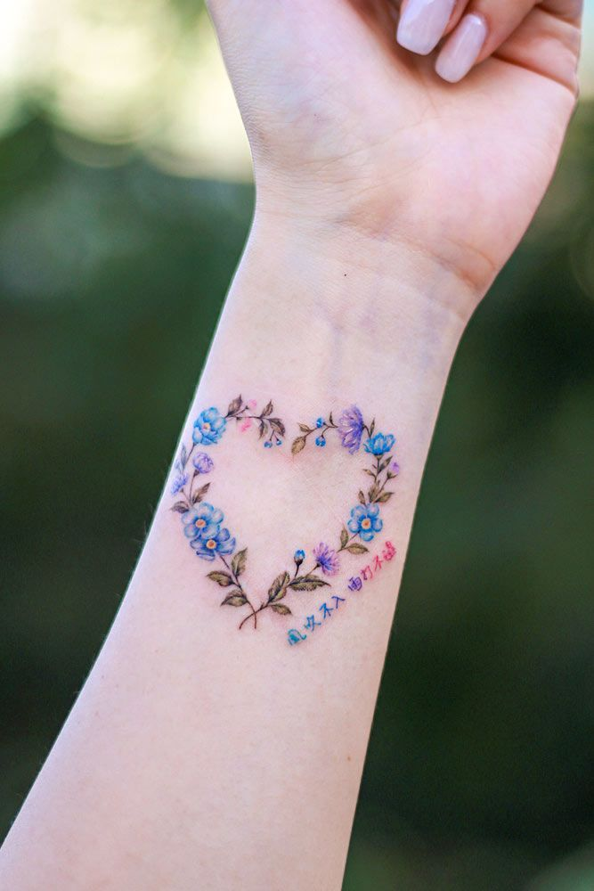Photo of 20 Mesmerizing And Unique Heart Tattoos To Express Yourself