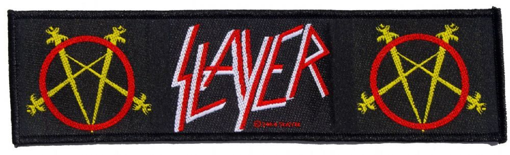 ANTHRAX ROCK MUSIC HEAVY METAL PUNK BAND WOVEN Iron on Patch Badge LOGO POP