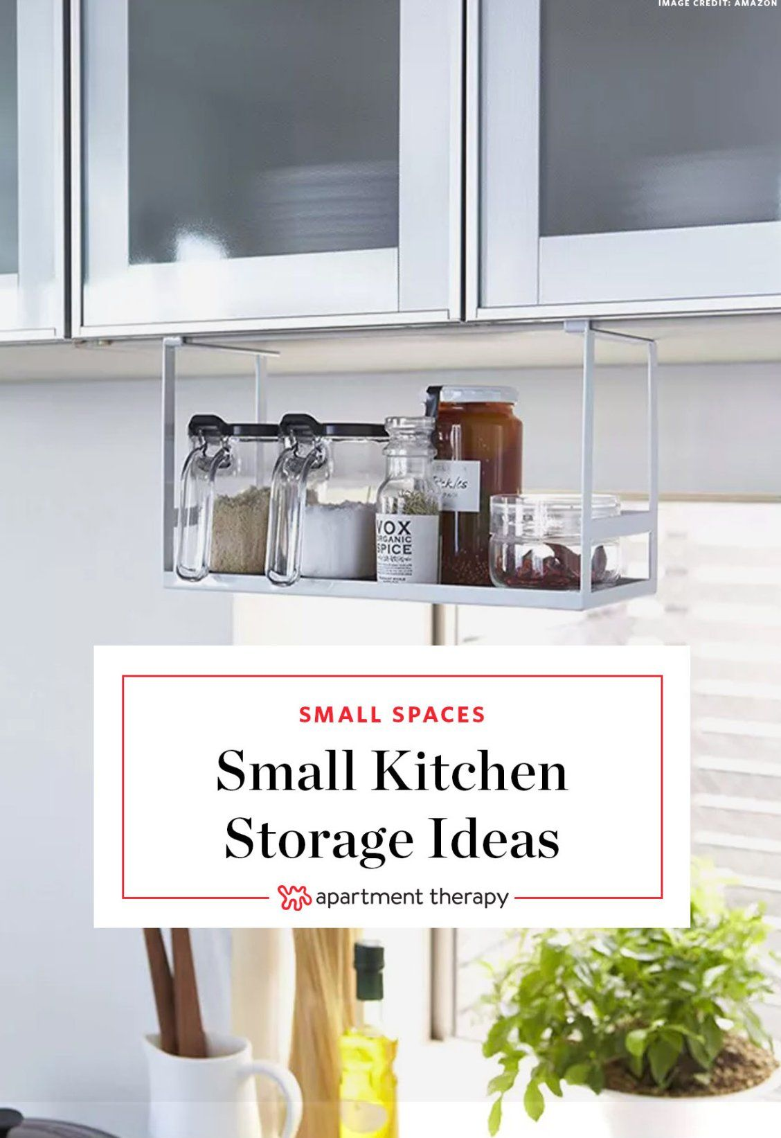 Small Kitchen Workhorses: 8 Crazy Useful Storage Solutions ...