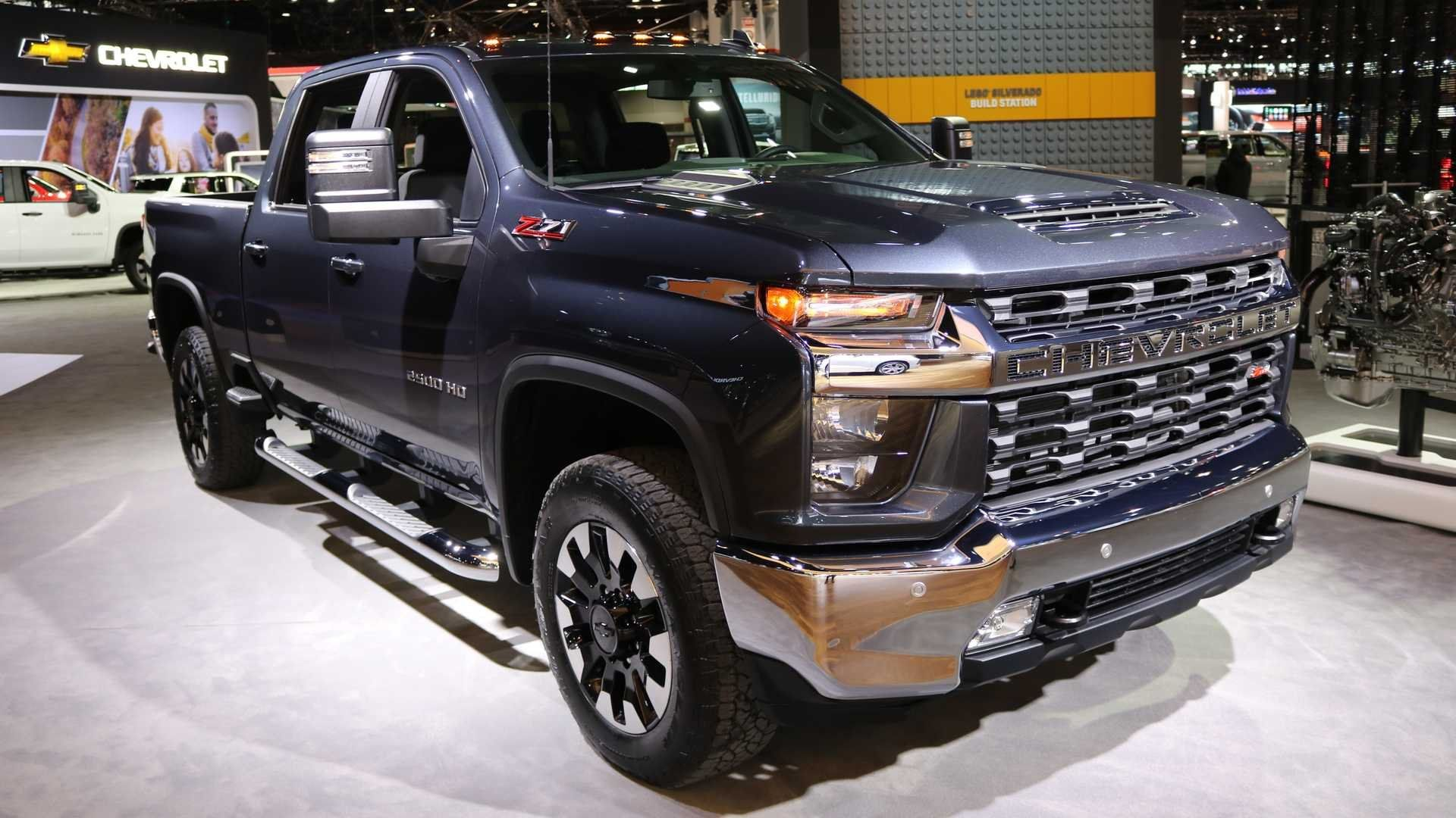 2020 Ford Super Duty Reviews In 2020 Chevrolet Silverado