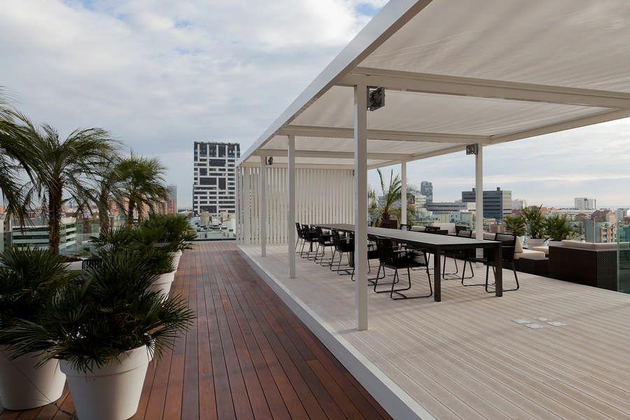 Terrace Landscape For Corporate Office Google Search