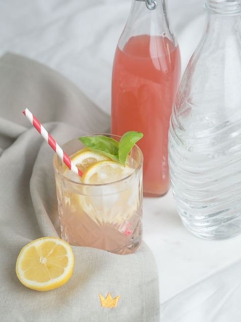 Photo of Homemade rhubarb syrup including 3 rhubarb cocktail recipes –